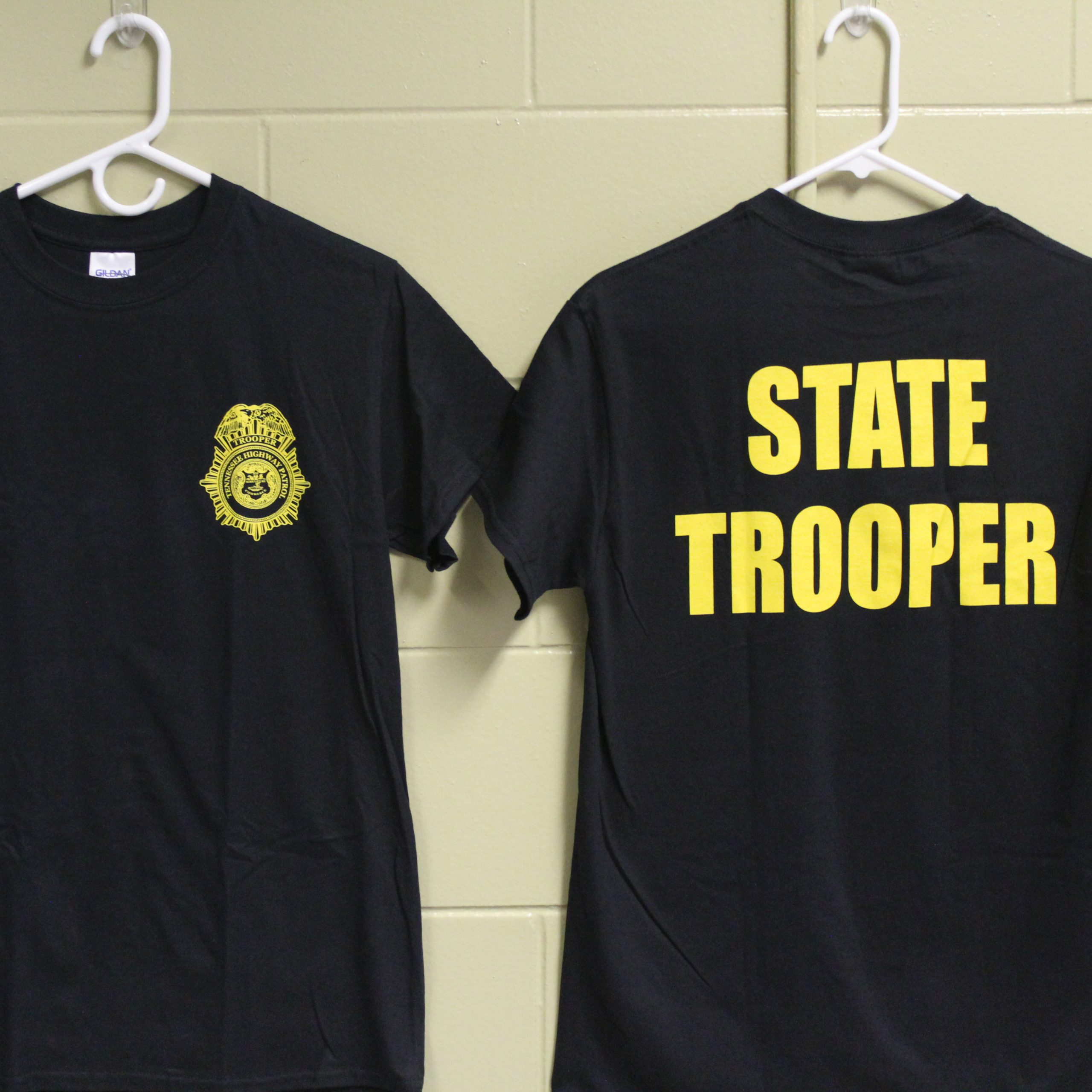 7d7214f29 State Trooper T-Shirt – Tennessee State Troopers Association
